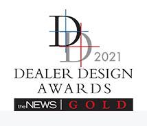 PreciseLine Air Handler - Dealer Design Awards - Gold