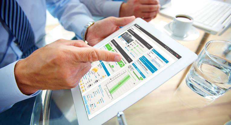 能源公司控制能源系统