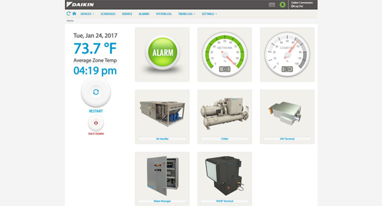 HVAC Monitoring