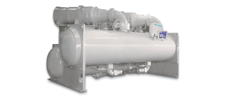Centrifugal-Chiller-Dual-Compressor