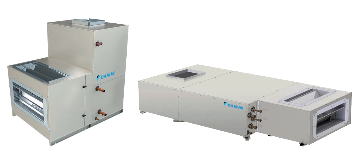 indoor air handler