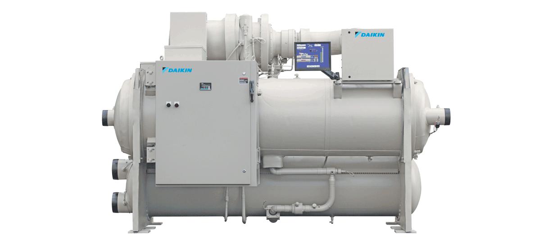 Templifier Centrifugal Chiller System TSC Water Heater