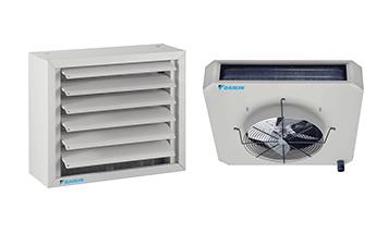 Cabinet Unit Heater