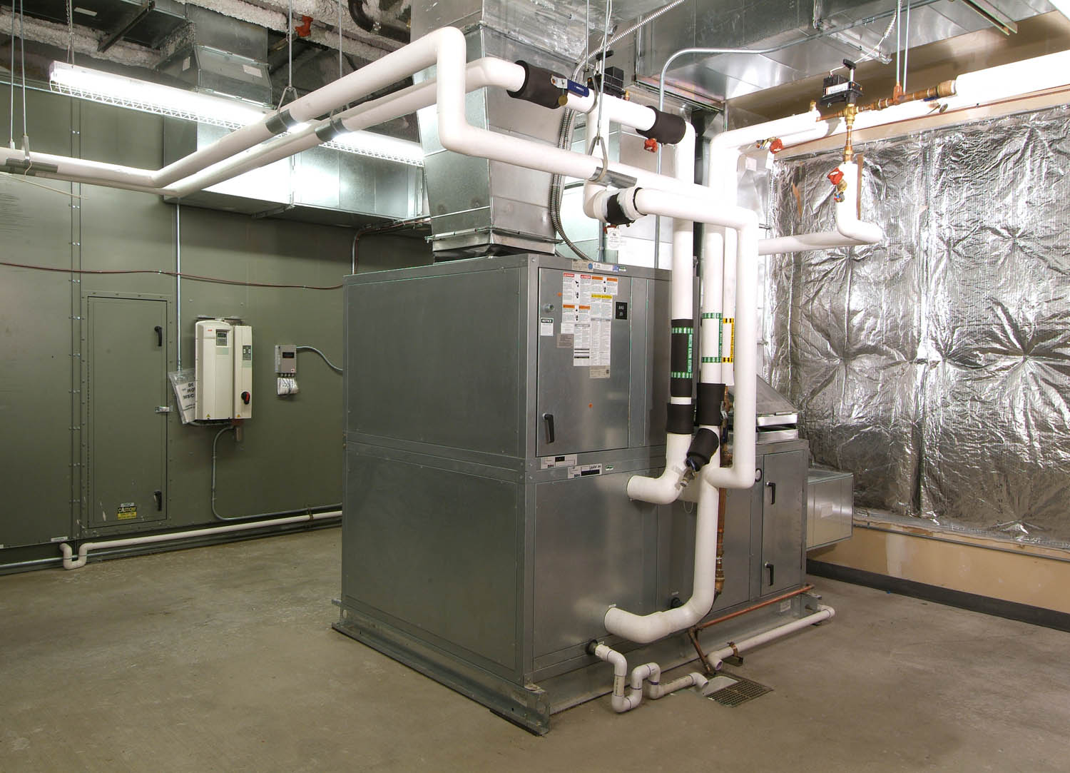 Vision - air handler unit